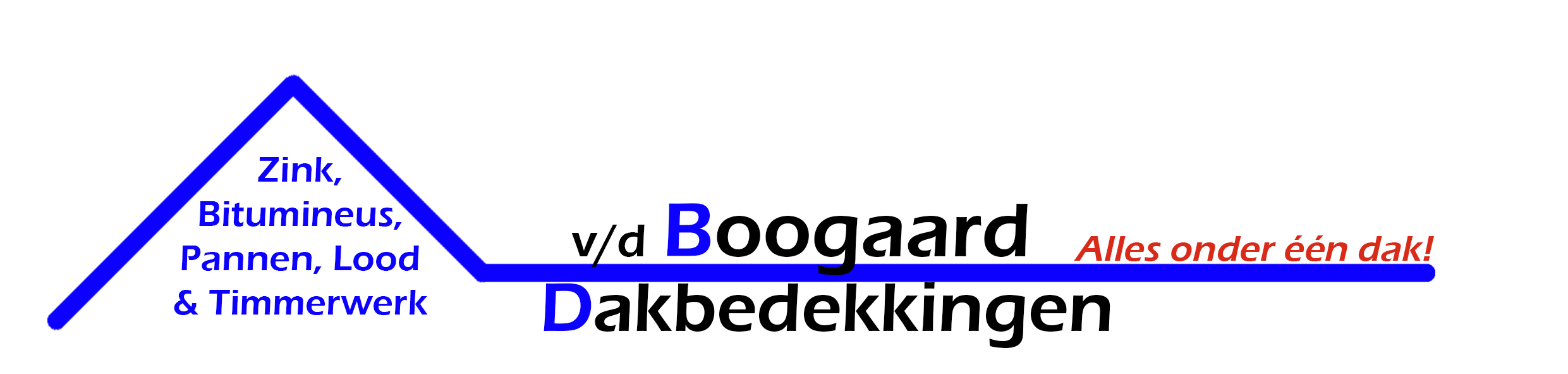 v/d Boogaard Dakbedekkingen